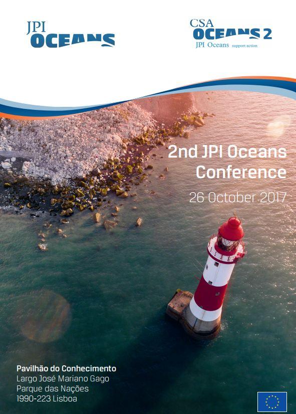 Conferencia JPI Oceans Oceanos Pavilhão do Conhecimento