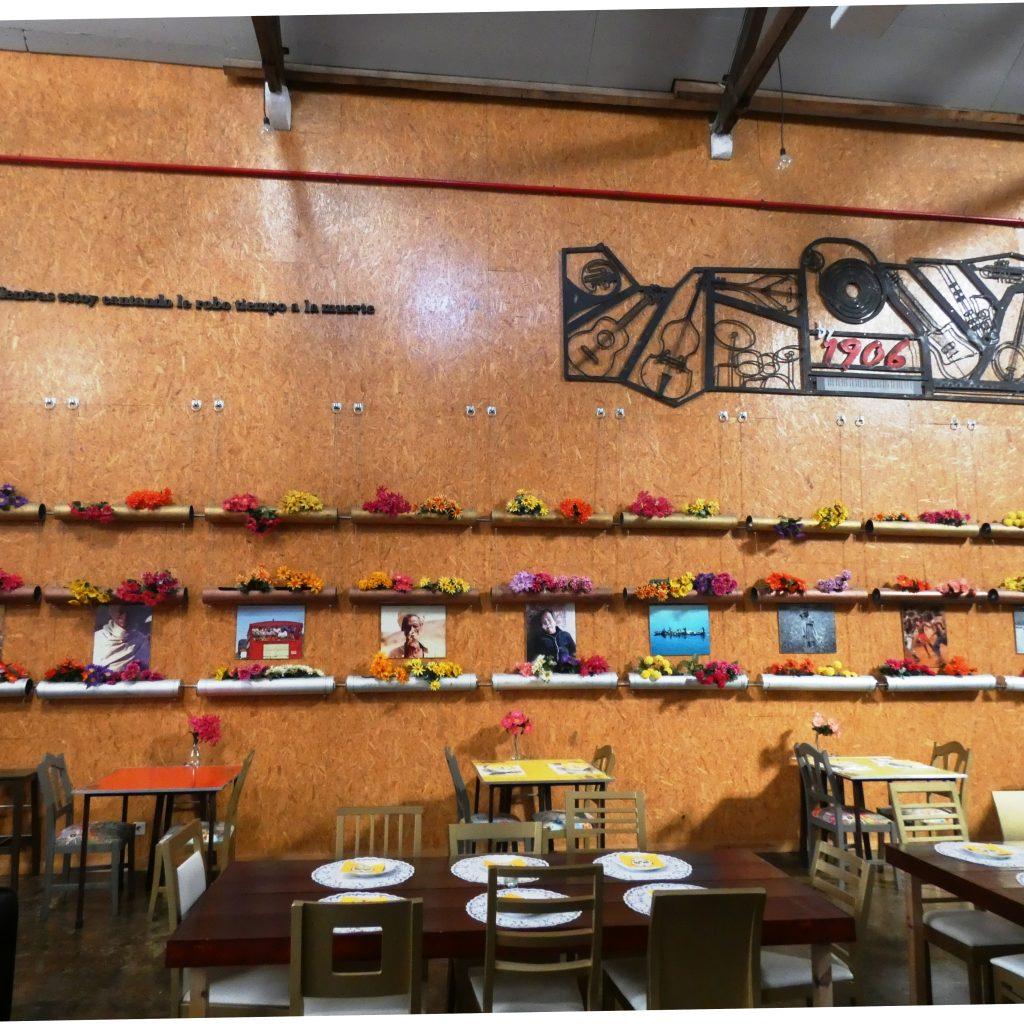 Orientre Restauranta Chakall El Bulo Social Club Marvila