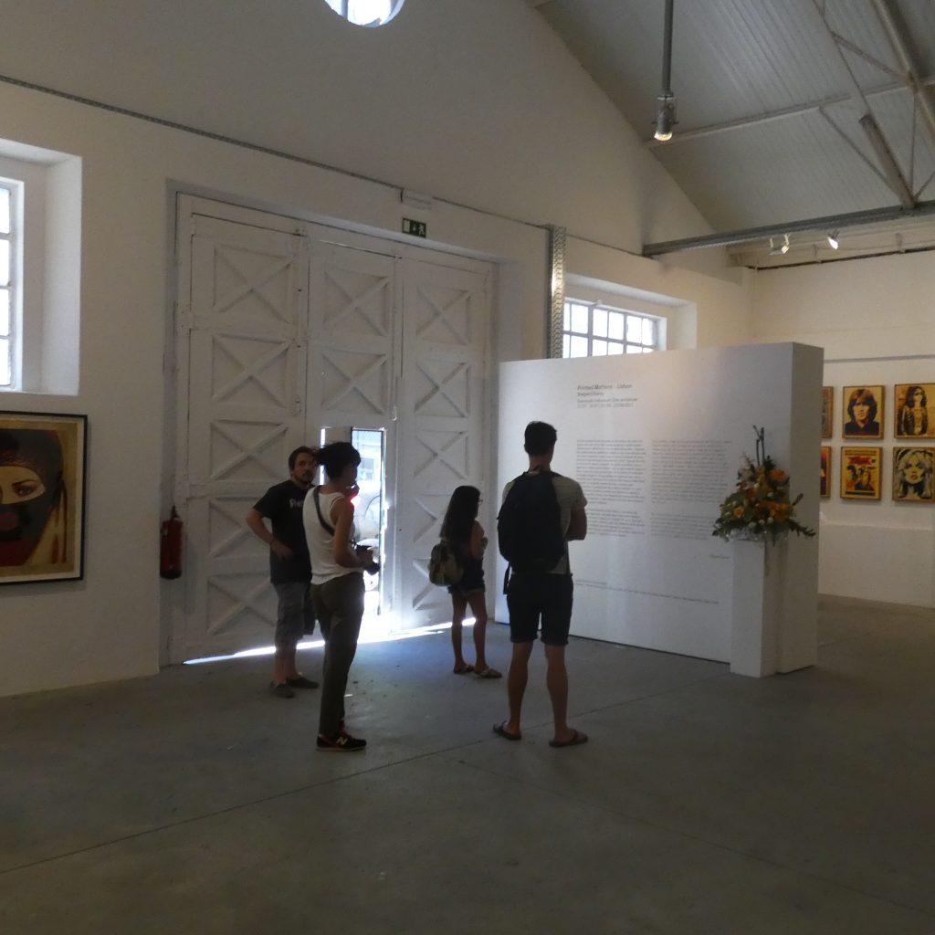Galeria Underdogs Vhils nova exposição