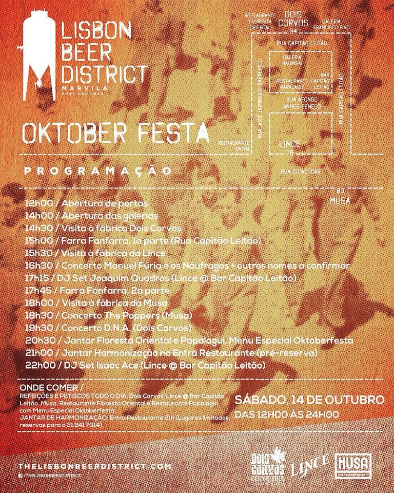 Programa Oktober Festa!