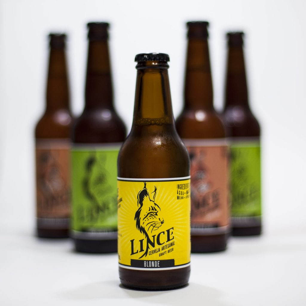 Orientre Cerveja Lince