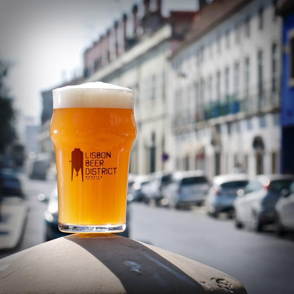 Oktober Festa Lisbon Beer District