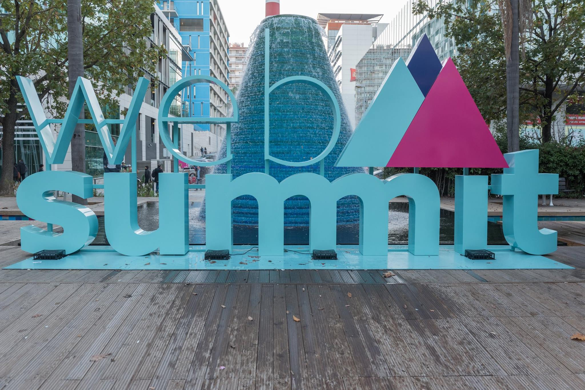 Orientre Web Summit FIL Altice Arena