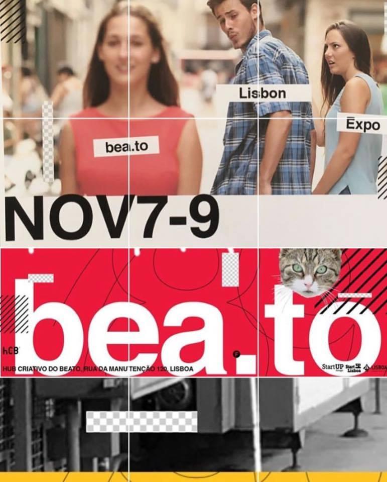 Orientre Beato Hub Criativo Web Summit