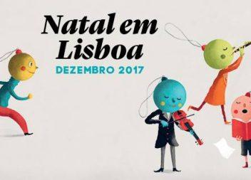 Natal em Lisboa com luzes, videomapping e concertos grátis