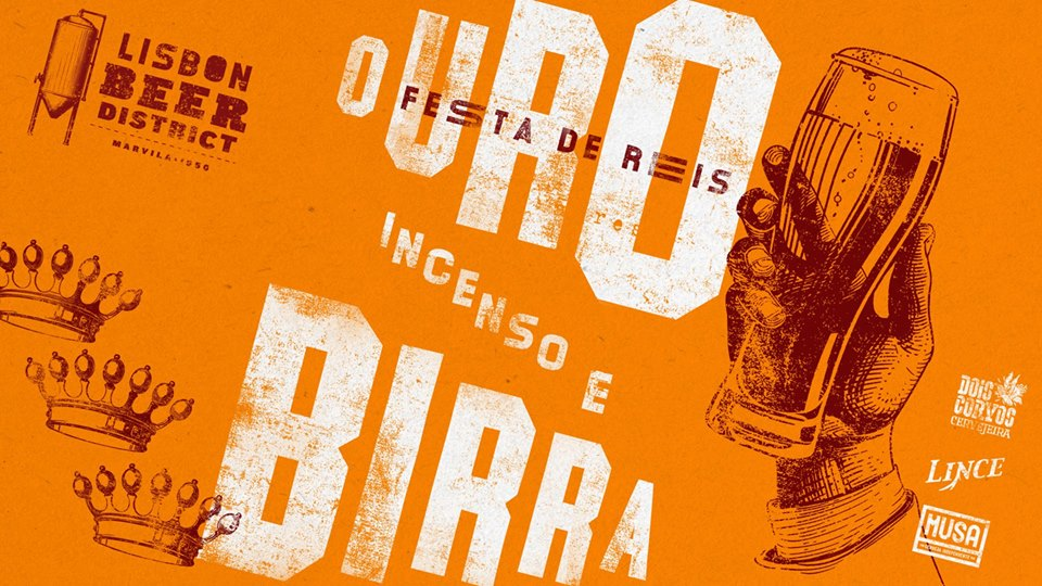 Lisbon Beer District apresenta Festa de Reis