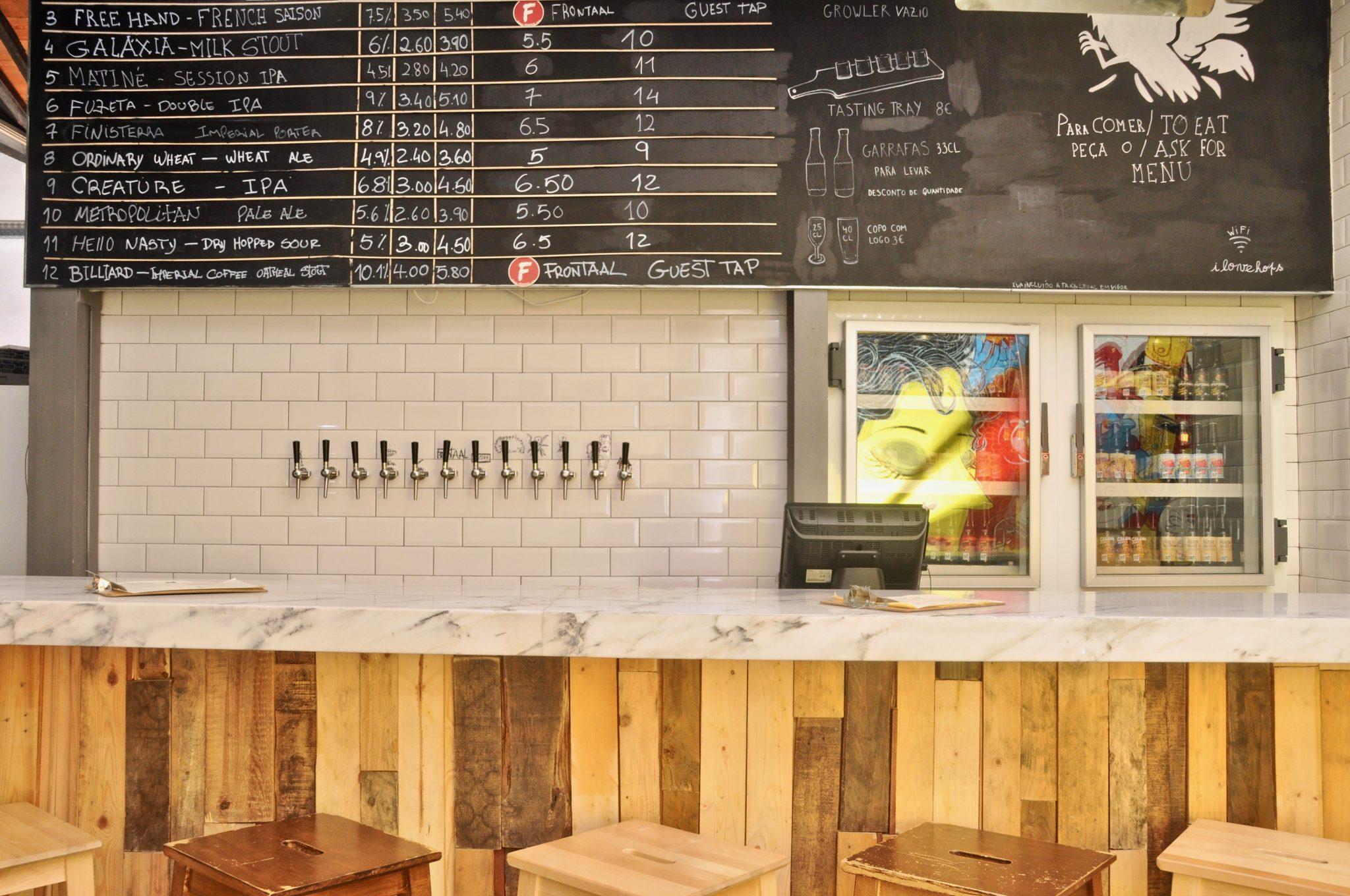 Orientre Dois Corvos Cerveja artesanal Marvila