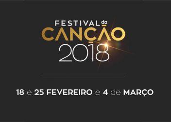 Todas as Novidades doFestival da Canção 2018