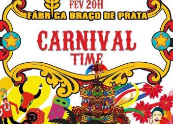 Venha passar o Carnaval à zona oriental de Lisboa