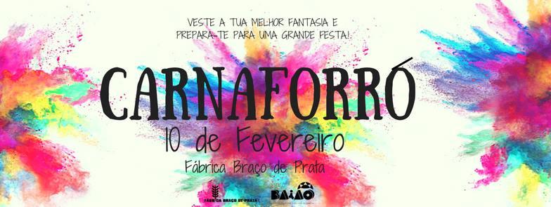 Carnaval Fábrica Braço de Prata Marvila