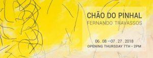 """""""Chão do Pinhal"""", de Fernando Travassos, na Ibirapi Contemporânea @ Ibirapi Contemporânea   Lisboa   Lisboa   Portugal"""