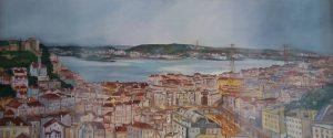 """Exposição """"Amar Portugal"""" de Filomena Parra @ Ageas Seguros   Lisboa   Lisboa   Portugal"""