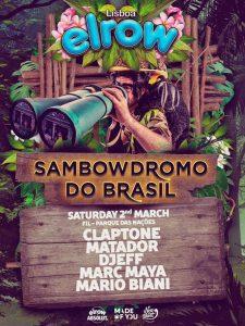 Elrow Lisboa - Carnaval