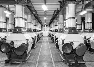 Figura 2- Fábrica da Manutenção Militar (Blog Restos de Coleção)